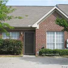 Rental info for 2809 Southwood View