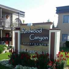Rental info for 884ft2 - Redwood Canyon 2bd x 1. 5 bath $725 hide this posting restore this posting