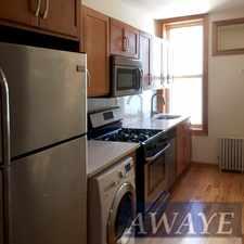 Rental info for 69 Woodhull Street