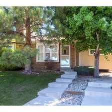 Rental info for 4606 South Dillon Court #F in the Pheasant Run area