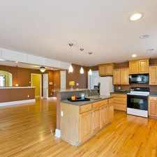 Rental info for Beautiful home close to schools, shopping & restaurants.
