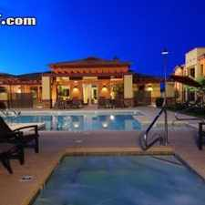 Rental info for $1059 2 bedroom Apartment in Gilbert Area