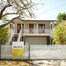 Rental info for Beautiful Family Home in a Peaceful Location in the Keperra area