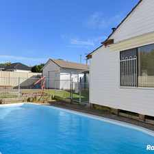Rental info for 3 Bedroom Home with Pool! in the Wollongong area