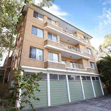 Rental info for Inspection available from 5/9/2017 in the Sydney area