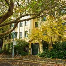 Rental info for One Bedroom Apartment in Great Location in the Sydney area