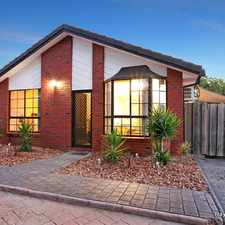 Rental info for COMFORT & APPEAL! in the Keilor Downs area