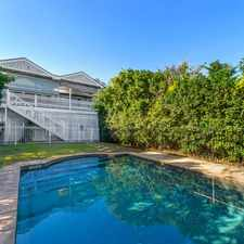 Rental info for PERFECT SIZED FAMILY HOME WITH POOL - PERFECT FOR ENTERTAINING!!