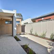 Rental info for IDEALLY LOCATED 3 BEDROOM, 2 BATHROOM HOUSE in the Mildura area