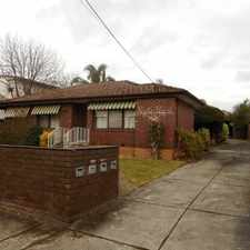 Rental info for Prime position in Bentleigh