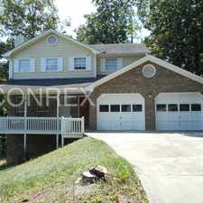 Rental info for 104 Mainsail Cir* * Now Available **