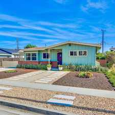 Rental info for FOR RENT NEW LARGE Single Level Family House, **2 Bedroom, 2 Bath, Large yard, 2 Car Garage ** Freeways 405/605/22/91 EZ to LA or Orange County in the Los Altos area