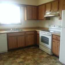 Rental info for 1 Bedroom Appliances included are refrigerator and stove.