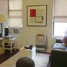 Rental info for E 2nd St