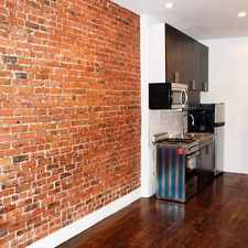 Rental info for 162 Sumpter Street #1R