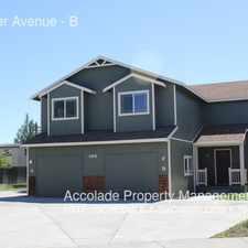 Rental info for 404 River Avenue