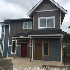 Rental info for 4109 A Stone Crest
