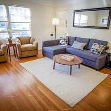 Rental info for One Bedroom In Palo Alto in the Downtown North area
