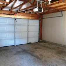 Rental info for Stained concrete floors downstairs. Washer/Dryer Hookups!