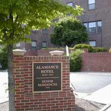 Rental info for Alamance Plaza