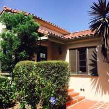 Rental info for West Hollywood Spanish Charmer (N Laurel Ave.)