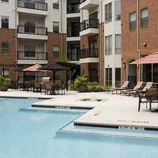 Rental info for 1800 North Greenville Avenue in the Dallas area