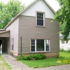 Rental info for Single Family Home Home in Wabash for Owner Financing