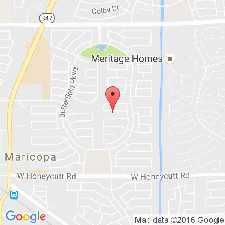 Rental info for 43599 W Bailey Dr in the Maricopa area