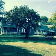 Rental info for BEAUTIFUL COUNTRY HOUSE IN VALLEY CENTER KANSAS