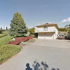 Rental info for Single Family Home Home in East wenatchee for For Sale By Owner