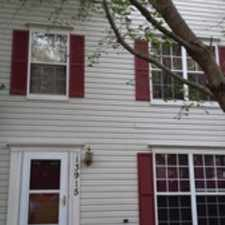 Rental info for Excellent End unit townhouse with 3 Bedrooms,2 full Baths and 1 Half Bathroom. Excellent Schools (Ronald McNair Elementary, Kings View Middle and Northwest High) in the Germantown area