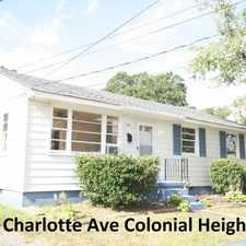 Rental info for 140 Charlotte Avenue