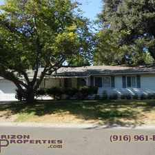 Rental info for Citrus Heights 3BR 2BA Fp in the Citrus Heights area