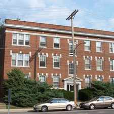 Rental info for 750 Kingsland Ave in the St. Louis area