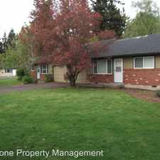 Rental info for Cottonwood Court - 3901 3901 NE Gibbons Street in the Meadow Homes area