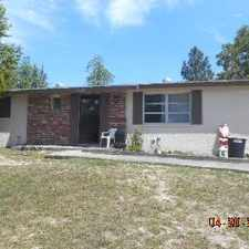 Rental info for 9560 River Road Spring Hill, Fl 34608 in the Spring Hill area