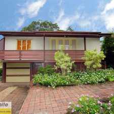 Rental info for CUTE HOME IN PRIME POSITION in the Sunnybank area