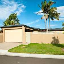 Rental info for Waterfront Living in Peaceful Sorrento in the Gold Coast area