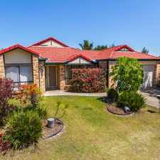 Rental info for BEAUTIFULLY PRESENTED FAMILY HOME in the Gold Coast area