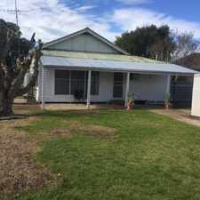 Rental info for Neat House Close to Town