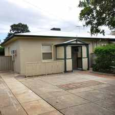 Rental info for LEASED in the Adelaide area