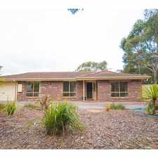 Rental info for Great Value Living-Padua Estate UNDER APPLICATION NO FURTHER INSPECTIONS in the Mount Eliza area