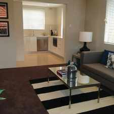 Rental info for Near new apartment with city views