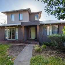 Rental info for Huge Family Home in the Frankston area