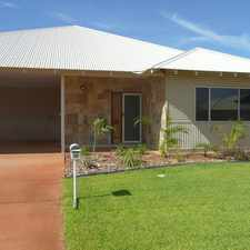 Rental info for Beautiful home in a popular quiet location