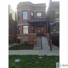 Rental info for Beautiful two flat building owner occupied. in the Chicago area