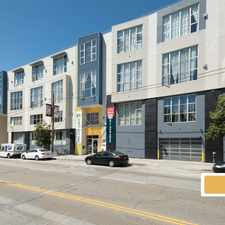 Rental info for Bennett Lofts Soma & Potrero in the San Francisco area