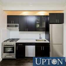 Rental info for 1st Ave & E 13th St in the New York area
