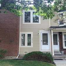 Rental info for 1291 South Waco Street #C in the Denver area
