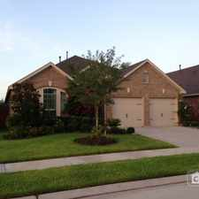 Rental info for $3000 2 bedroom House in SW Houston Fort Bend Houston